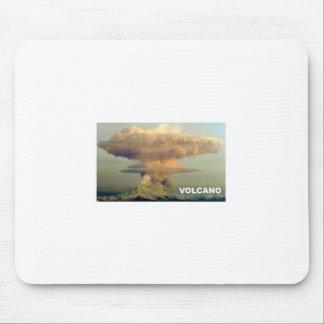 Entfernter Vulkan Mauspad