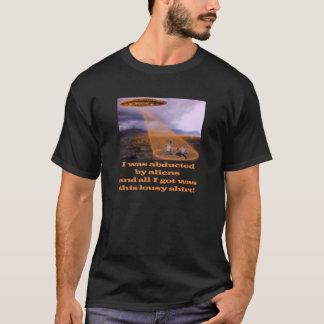 entführtes und mieses Shirt