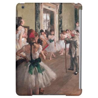 Entgasen Sie Ballett-Malerei, alte Ballettklasse