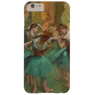 Entgasen Sie Tänzer Rosa und Grün Barely There iPhone 6 Plus Hülle