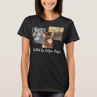entgasen unterschiedliche Vintage Kunst des T-Shirt