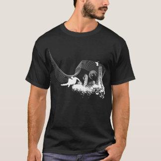 Entgehen Sie der Stadt (dunkel) T-Shirt