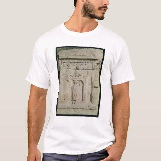 Entlastung, die einen Weinhändler darstellt T-Shirt