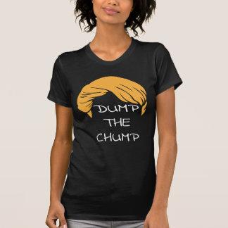 Entleeren Sie das Holzklotz-Shirt T-Shirt