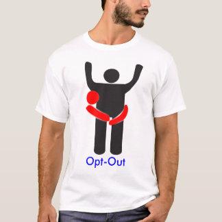 Entscheiden-Heraus TSA T-Shirt