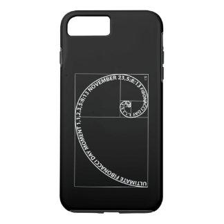 Entscheidender Fibonacci-Tagesmoment iPhone 8 Plus/7 Plus Hülle