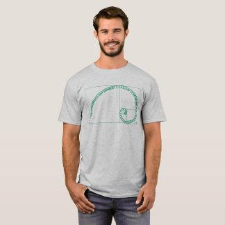 Entscheidender Fibonacci-Tagesmoment T-Shirt