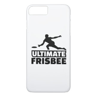 Entscheidender Frisbee iPhone 8 Plus/7 Plus Hülle