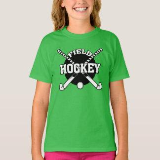 Entscheidendes Feld-Hockey T-Shirt