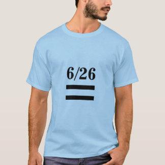 Entscheidungen mit 6/26 Heiratgleichheiten T-Shirt