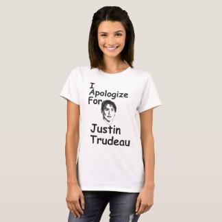 Entschuldigung T-Shirt