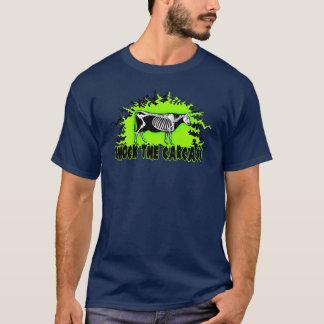 Entsetzen Sie den Karkassen-T - Shirt
