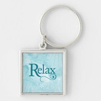 Entspannen Sie sich auf beruhigenden Seashells Schlüsselanhänger