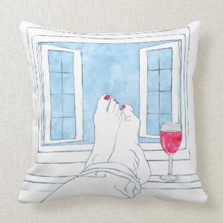 Entspannen Sie sich Baumwollkissen Kissen