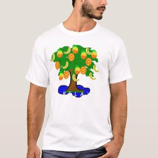 Entspannen Sie sich das tropische Unisex T-Shirt