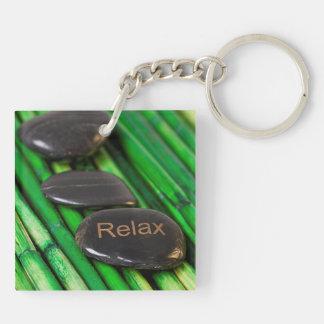 Entspannen Sie sich Schlüsselanhänger