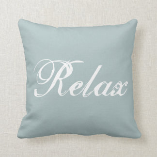 Entspannen Sie sich Wurfs-Kissen Kissen