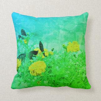 Entspannendes Schmetterlings-Kissen Kissen