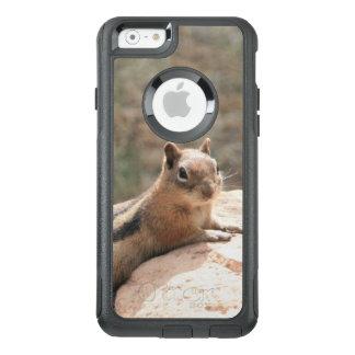 Entspanntes Eichhörnchen OtterBox iPhone 6/6s Hülle