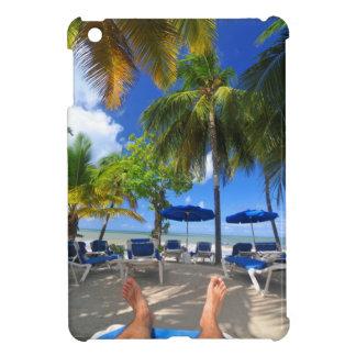 Entspannung am Strand iPad Mini Hülle