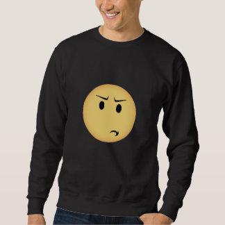 Enttäuschtes Moji Sweatshirt