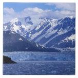 Enttäuschungs-Bucht und Hubbard Gletscher, Fliese