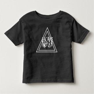 Entweichen-Künstler Kleinkind T-shirt