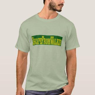 Entweichen vom Wanderer-Shirt T-Shirt