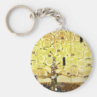 Entwerfen Sie für das Stocletfries - Baum des Schlüsselanhänger