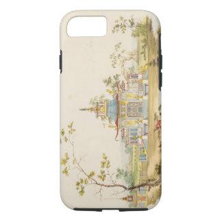 Entwerfen Sie für einen chinesischen Tempel, iPhone 8/7 Hülle