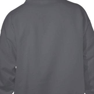 Entwerfen Sie Ihr eigenes dunkelgraues Hoodie
