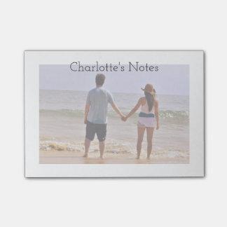 Entwerfen Sie Ihr eigenes einer personalisierten Post-it Klebezettel