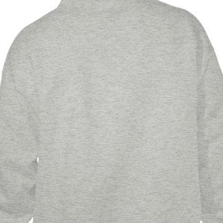Entwerfen Sie Ihr eigenes Grau Kapuzensweater