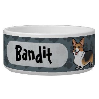 Entwerfen Sie Ihr eigenes Haustier Hundenäpfe