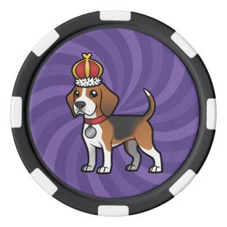 Entwerfen Sie Ihr eigenes Haustier Poker Jetons