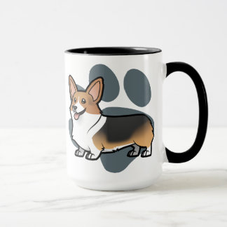 Entwerfen Sie Ihr eigenes Haustier Tasse