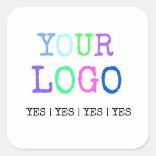 Mein Eigenes Logo Aufkleber Zazzlede