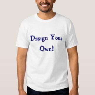 Entwerfen Sie Ihr eigenes Silber T-shirt