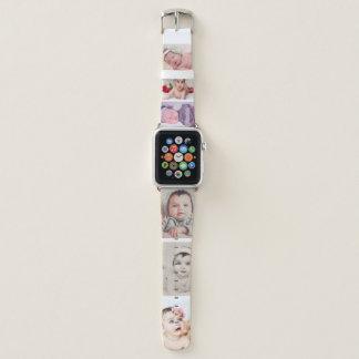 Entwerfen Sie Ihre eigene 6 personalisierte Apple Watch Armband