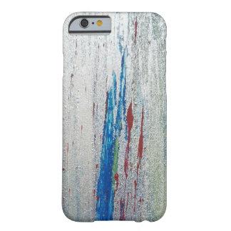 Entwerfen Sie Telefonkasten iphone abstrakte Kunst Barely There iPhone 6 Hülle