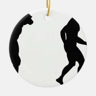 entwickeln Sie Zombie Keramik Ornament