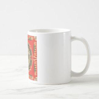 Entwurf 1 Rudolphs Valentino Tee Tasse