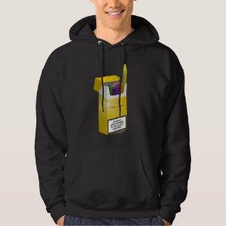 Entwurf äh skadelig hoodie