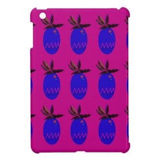 Entwurf ananases Rosablau iPad Mini Hülle