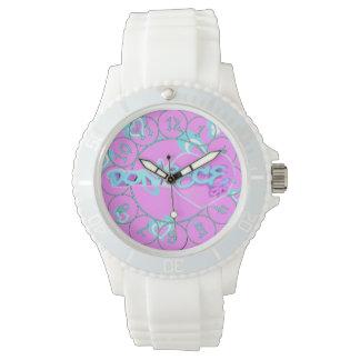 Entwurf Blox3dnyc.com Heart2 für Doniece Uhren