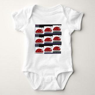Entwurf Damen-Bug LADYbug Insect Fantasy Shirt
