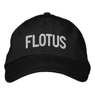 Entwurf des Trumpfs 2020 FLOTUS Bestickte Kappe