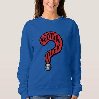 Entwurf #GOTGUMPTION Fragezeichen-Bens Franklin Sweatshirt
