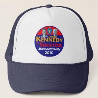 Entwurf KENNEDY-Hut Truckerkappe