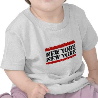 Entwurf New York - großer Stadt New York Hemden
